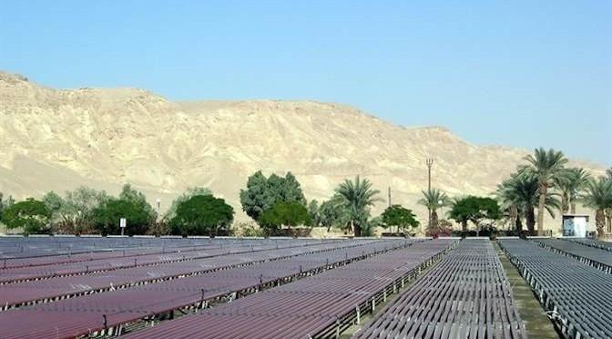 Kỳ tích nông nghiệp Israel: Nuôi cá trên sa mạc