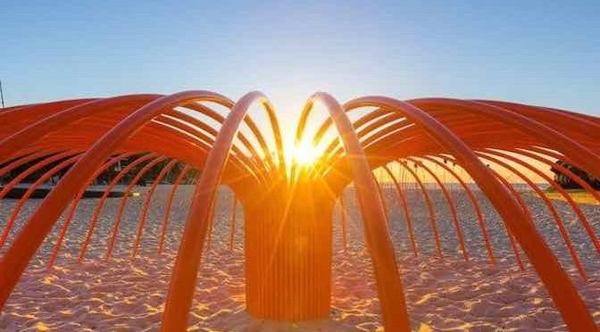 """""""Sculpture by the Sea""""- Tuyệt tác nghệ thuật trên biển Bondi Beach"""