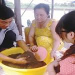 Kinh nghiệm về phòng bệnh cho tôm của nông dân