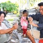 Bến Tre: Nuôi hàu thương phẩm lợi nhuận cao