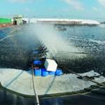Độ đục, độ trong nước ao nuôi